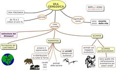 ERA+CENOZOICA+www.mappe-scuola.com.jpg (1600×984)