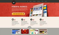 25 Free Business Website PSD Templates - http://mocco.sk/25-free-business-website-psd-templates/