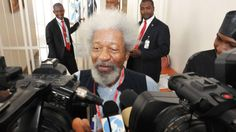 Niger Delta: Wole Soyinka asks FG to listen to militants