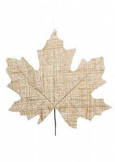 Leaves are Falling - Σετ 6τχ XL Διακοσμητικά Φθινοπωρινά φύλλα 35cm, 25cm, 16cm (AB7361733)