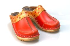 Durer Clogs Orange