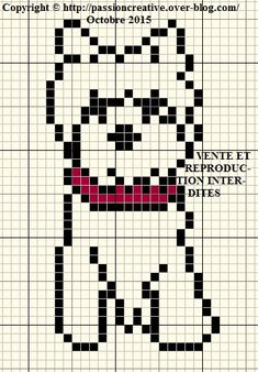 Cross Stitch Fabric, Cross Stitch Charts, Cross Stitch Designs, Cross Stitching, Cross Stitch Patterns, Pixel Crochet Blanket, Crochet Chart, Filet Crochet, Sewing Projects For Kids