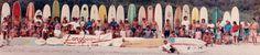 The History of Huntington Beach Longboard Crew Surfing Club