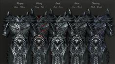 Daedric Reaper Armor v1.04 - TES V: Skyrim - Броня | ModGames.net