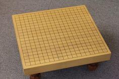 Japanese Go Goban IGO Game wooden table wood board japan B