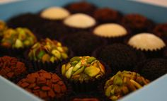 Brigadeiro, dessert au chocolat fabuleux!