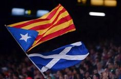 Scotland and Catalonia: Fraternal But Not Twins
