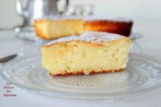 Gâteau au Yaourt ( au top !) - Les Délices de Myriam ...