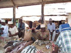 Zanzibar - Mercato del Pesce