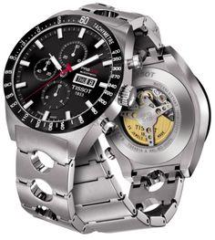 Tissot PRS516 Automatic Chronograph Valjoux   T044.614.21.051.00