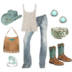 """Country Fest"" by magiclips38 on Polyvore"