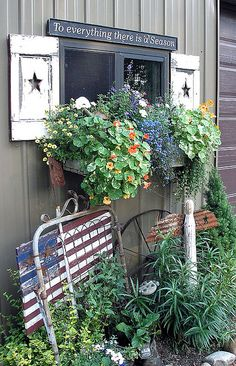 love the window box