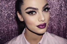 "Glitter baby #studiosellma #glitterlips #opvlashes @opvlashes 8,857 Likes, 47 Comments - Professional Makeup Artist (@sellmakasumoviq) on Instagram: ""Tutorial is comingggg Glitter  #abh#opv#sellmalashes in Monroe ✌"""