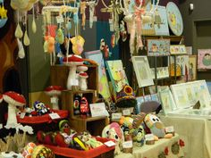 Sydney Boutique Market by Gifts Created, via Flickr