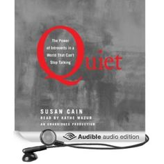 Quiet: The Power of Introverts in a World That Can`t Stop Talking $23.95