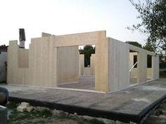 L'involucro ecologico con struttura in legno per l'edilizia residenziale proposto da Actis