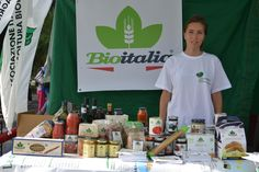 Our stand at BioDomenica in Rome.  6th october 2013