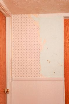 how to remove wallpaper with a steamer. Removing old wallpaper from a hall way. Remove Cat Urine Smell, Cat Urine Smells, Best White Paint, White Paints, Sherwin Williams Alabaster White, Removing Old Wallpaper, Rubber Cement, Sherwin William Paint, Diy Wallpaper