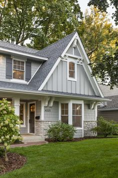 Exterior Color Combinations Done Right