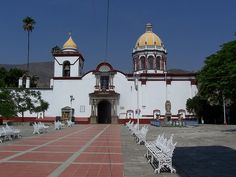 Santuario en Sayula Jalisco Mexico