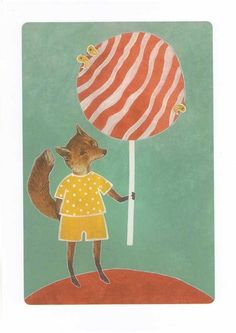 Madeby | Karkkipäivä-printtii (painatukset, taulut lapsille, seinälle)