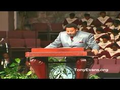 Dr. Tony Evans, Getting More Than Expected