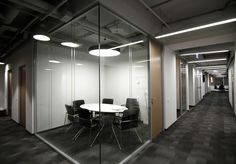 Drees and Sommer office lighting project
