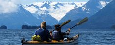 A Paddle, a Boat and a Splash: Kayaking in Alaska