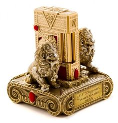 S.T. Dupont Lion Tournaire Ligne 2 Lighter