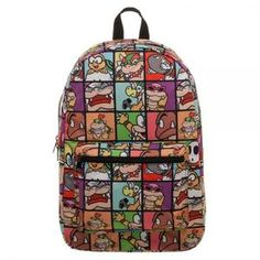 ef09cdb22790 Mario. Nintendo Super Mario Villains Sublimated Backpack