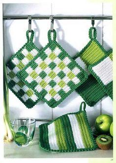 Gisa Presentes: colcha de crochê
