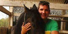 Una de las pasiones de Iván Darío Soto eran los caballos; adoraba las ferias…
