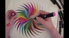 Marker Blending 2 by Maria Wedel