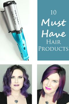 Phyrra shares 10 MUST HAVE hair products for amazing hair!