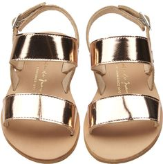 Shop The Maa Girls Carmen Sandal In Gold. Browse The Cutest Designer Kids Shoes, Handpicked By Elias & Grace. Fashion Clothing For Kids 0-14Y.