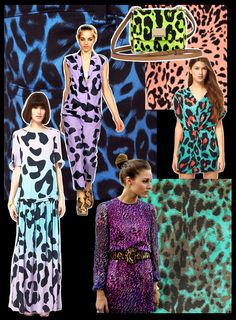 Pattern Report | Electric Leopard