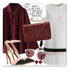 Designer Clothes, Shoes & Bags for Women Virtual Fashion, Color Combos, Cartier, Red Wine, Christian Dior, Chanel, Shoe Bag, Chic, My Style