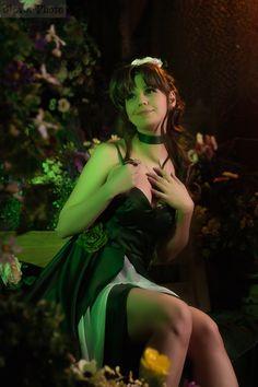 Sailor Jupiter Princess Cosplay by me Photographer - Wonder Clover