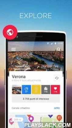 Trip City Map  Android App - playslack.com , Trip City Map allows you to discover Italy with a complete guide about the most beautiful places to visit.Find everything you need in Rome, Naples, Turin, Verona, Venice and Milan with our app!Are you trying to reach a place during EXPO MILAN 2015? Find all most relevant monuments, transports and shops around you with Trip City Map.Plan your itinerary all around MILAN and bookmark everything you need to remember. Trip City Map it's a truly and…