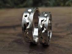 Výsledek obrázku pro snubní prsteny baron Baron, Rings For Men, Silver Rings, Wedding Rings, Engagement Rings, Jewelry, Enagement Rings, Men Rings, Jewlery