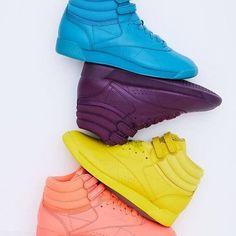 44a3152fb3ad33 Reebok Freestyle Hi High-Top Sneaker - Women s Women s Shoes