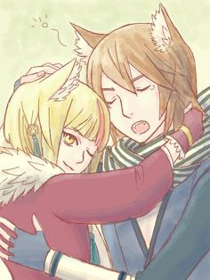Fire Emblem Fates - Selkie and Kaden