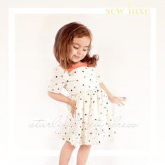 Looking for your next project? You're going to love Starlight City Dress by designer Jess Bustos.