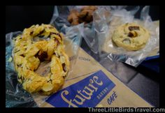 Lots of tasty options to try at Future Bakery - St. Lawrence Market in Toronto, Canada
