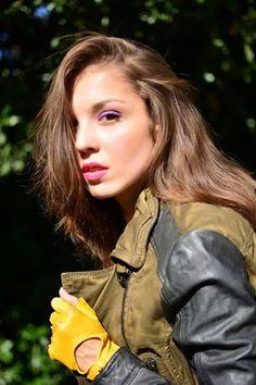 Sensualità e raffinatezza. La splendida Summercaffe Fashion Blog indossa Bruno Carlo. Vai su www.brunocarloshop.com e inserisci il codice POL14. Ti abbiamo riservato una splendida promozione.