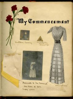 [Antoinette Black scrapbook, 1907-1911] :: UNCG Manuscripts and Special Collections