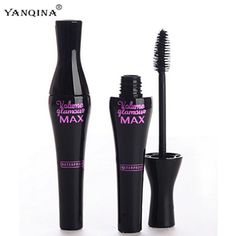 Brand New Waterproof Mascara Beauty Thick Eyelashes Makeup Eye Lashes Make Up Cosmetics Mascaras