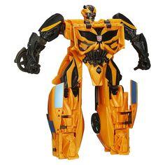Transformers Age of Extinction Mega 1 Step Bumblebee Figure