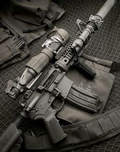 I'd really like to know what that is on the fron of the Trijicon ACOG. ????
