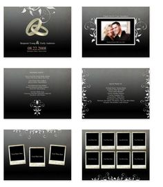 22 Best Wedding Templates Images Backgrounds Wedding Templates